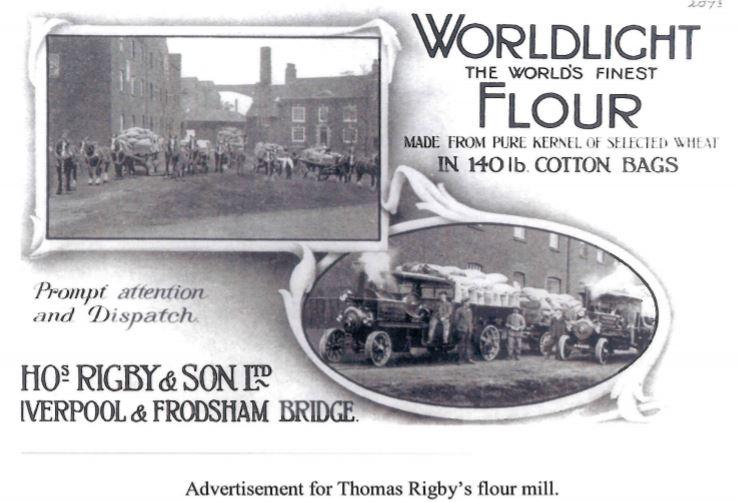thomas rigby flour